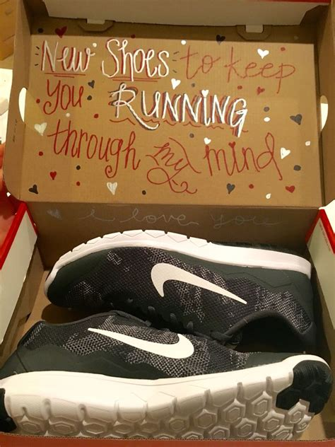 Gift Ideas For Him Instyle Com - valentine s day shoe gift for him nikes gettin crafty