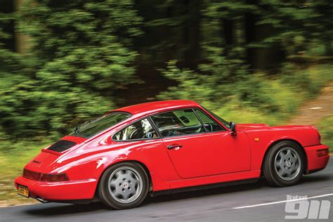 porsche 964 red josh s top five porsche 911 drives of 2014 total 911
