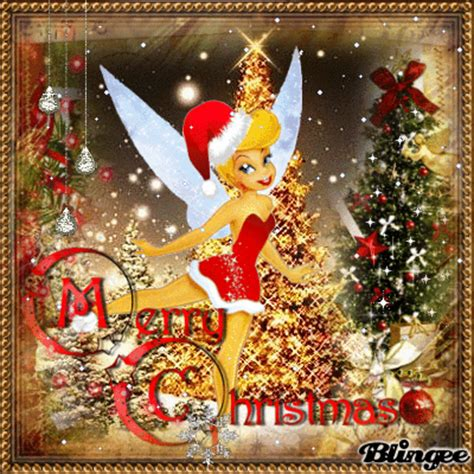 merry christmas disney tinkerbell animated picture codes