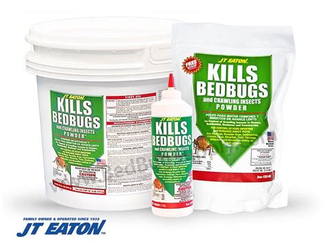 powder to kill bed bugs j t eaton kills bed bugs powder