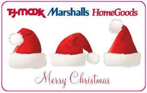 home goods gift card marshalls tj maxx gift card images frompo 1
