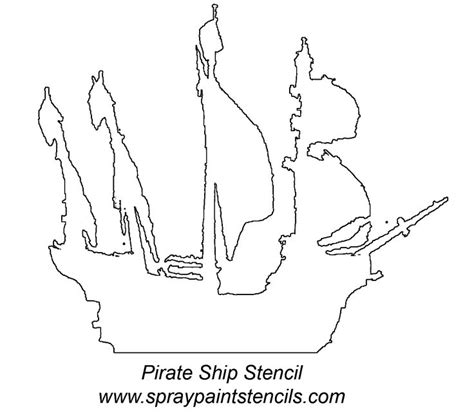 pirate ship template for 25 unique scroll templates ideas on letter s