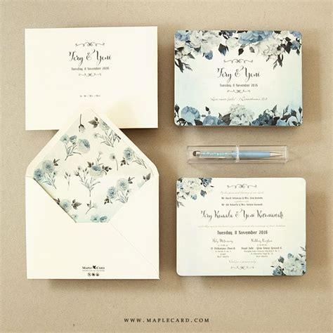 desain undangan pernikahan classic foto undangan pernikahan oleh maple card undangan