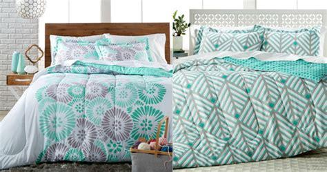 comforter sets macys 3 pc comforter sets only 16 99 reg 80 at macy s