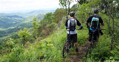 doi suthep mountain biking klook