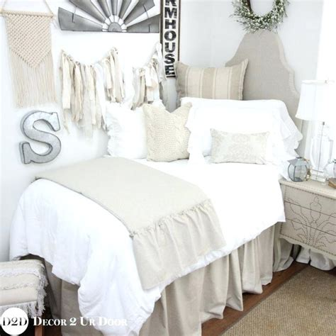 best white comforter sets king xl size regarding bedding