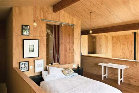 Plywood Interior Design | modern interior design and decorating with plywood appeal