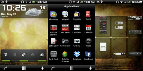 themes for zeam launcher 6 lesser known android home screen launchers