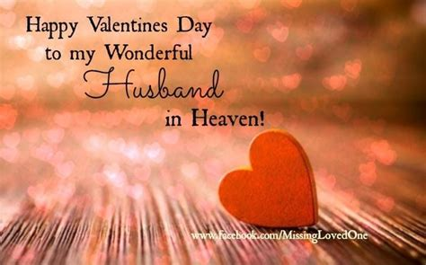 happy valentines day to hubby happy s day to my husband in heaven pictures