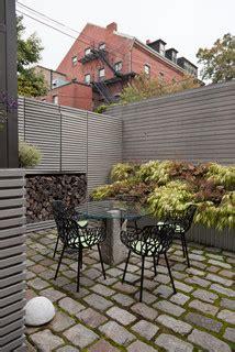 Armoire Jardin 2095 by South End Courtyard Contemporain Jardin Boston Par