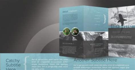 30 contoh desain brosur lipat tiga 30 trifold brochure 30 contoh desain brosur lipat tiga 3 corporate trifold