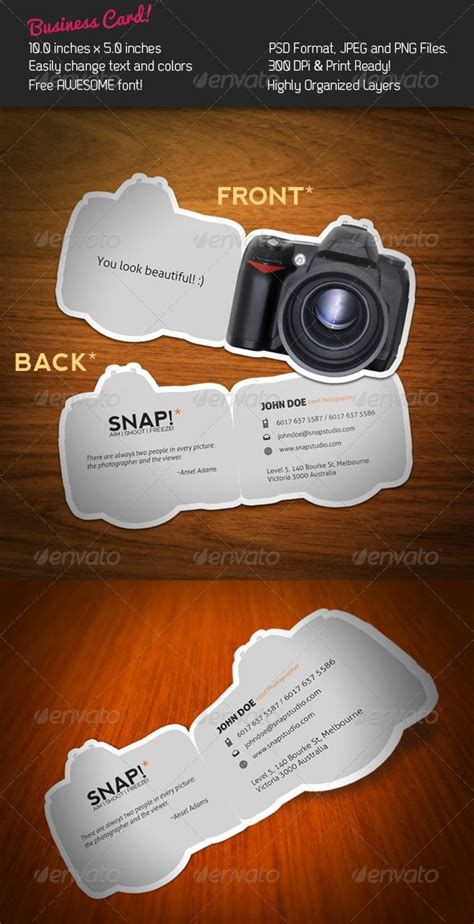 snap card template 1000 images about business card gallery on