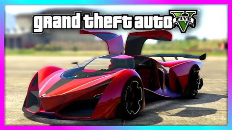Schnellste Auto Gta 5 by Gta 5 Online New Quot X80 Proto Quot Hypercar Released New