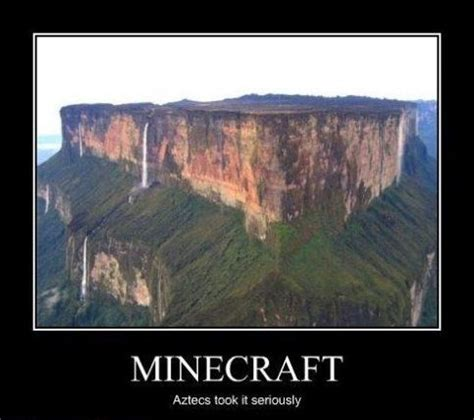 Minecraft Memes - aztec minecraft funny minecraft pinterest minecraft