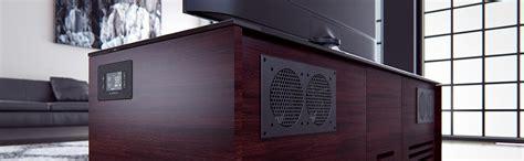 ac infinity airplate  quiet cooling fan system