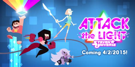 Attack The Light Steven Universe by Grumpyface Studios Quot Attack The Light Steven Universe Rpg Quot Releasing On 4 2 15