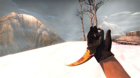 marble fade pattern gut knife store gut knife marble fade fn 0 yellow karambit case