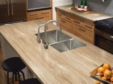 zinc table top pros and cons travertine countertops design ideas pros cons and cost