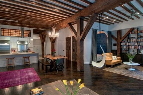 Beam Decoration by Living Rooms With Beams That Will Inspire