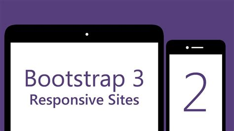 bootstrap navbar tutorial youtube bootstrap 3 tutorials 2 responsive collapsing navbar