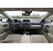 2016 Acura RDX Interior 003  The Truth About Cars