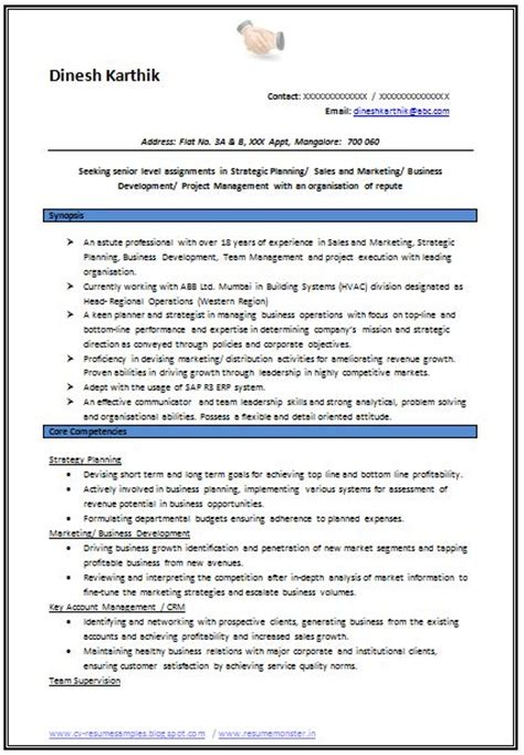 seekers cv template professional curriculum vitae resume template for all