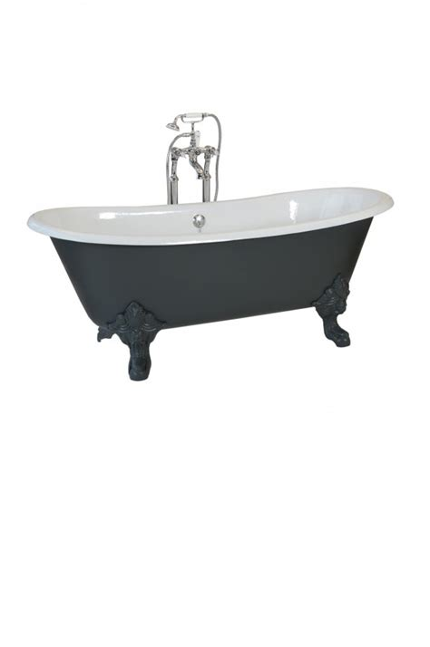 Shower And Bath Enclosures salcombe roll top bath cast iron bath company
