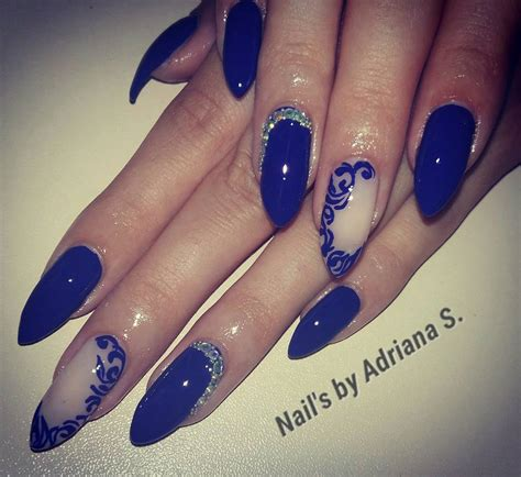 46 super gorgeous prom nail art designs to try this year