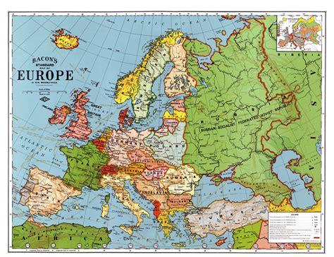 maps of interwar europe 1923 mapa owje com