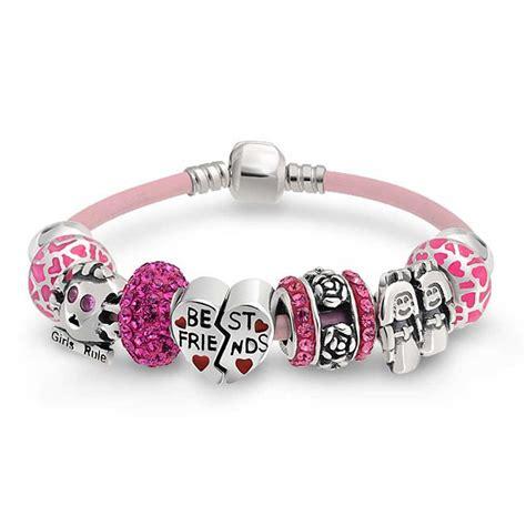 bff pink charm