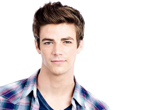 actor the flash glee s grant gustin cast as arrow s flash scifi stream