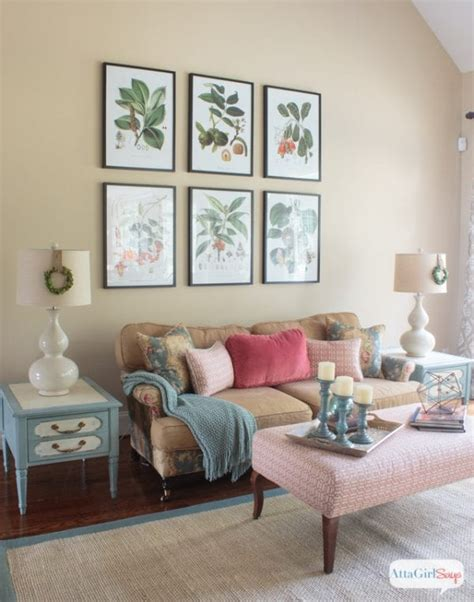 Decorations Ideas For Living Room - remodelaholic 20 amazing vintage home decor ideas
