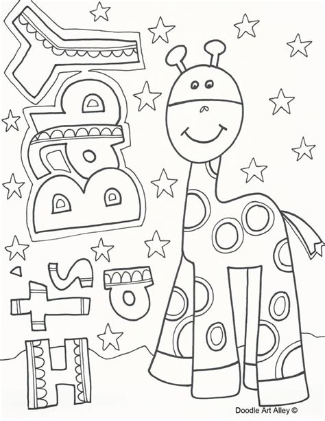 baby shower coloring pages baby coloring pages doodle alley
