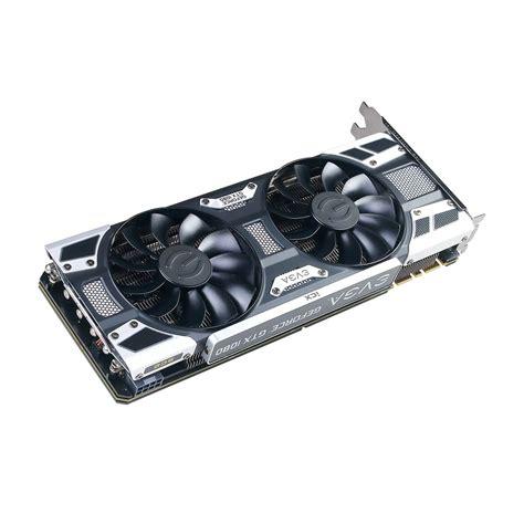 Evga Geforce Gtx 1080 Ftw2 Gaming evga products evga geforce gtx 1080 sc2 gaming 08g p4 6583 kr 8gb gddr5x icx 9 thermal