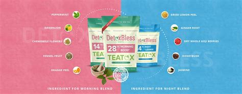 Bless Detox by Detox Bless The Original Teatox