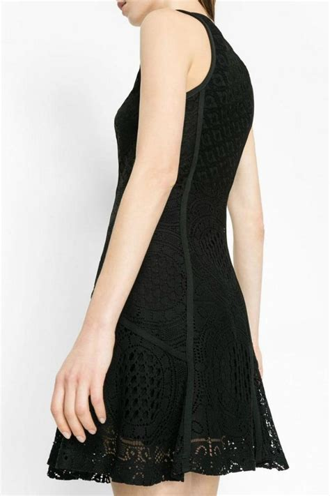 Dress Black Lace Cliona Limited desigual croacia lace dress from hawaii by hurricane