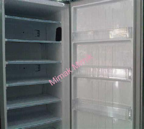 Freezer Modena Terbaru harga tutup freezer kulkas lg