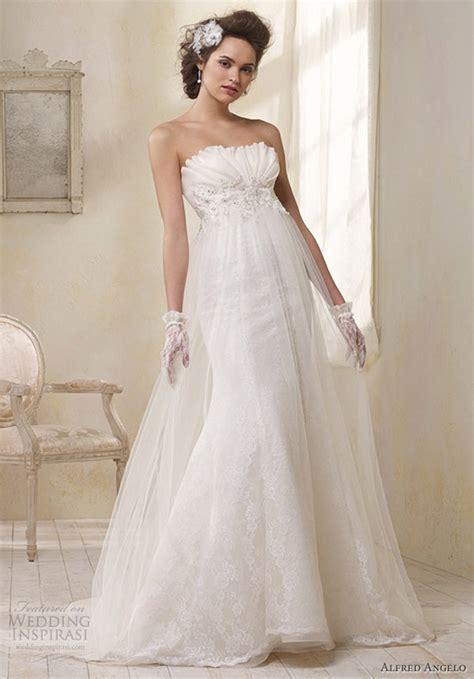 Brautkleid Modern by Alfred Angelo Modern Vintage Bridal Collection Wedding