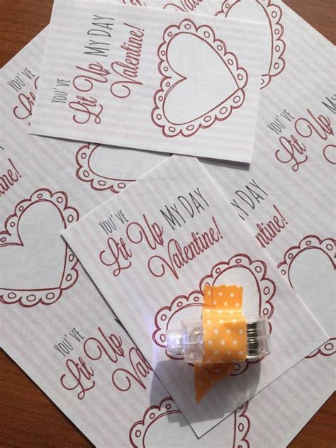 ideas for valentines frugal non food class idea free printable