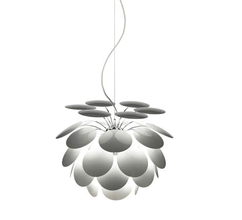 Luminaires Design Suspension 620 by Suspension Discoco Blanc 216 53cm Marset Luminaires Nedgis