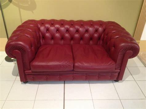 divani in pelle frau frau divano modello chester met 224 prezzo