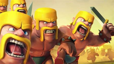 wallpaper keren coc hd 60 wallpaper hd android clash of clans coc terbaru