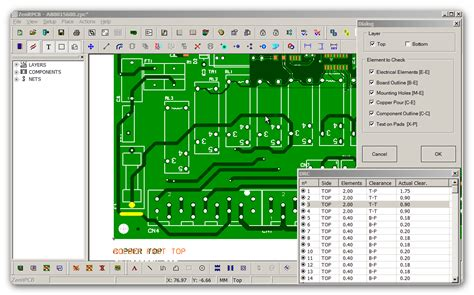 zenitpcb layout pcb layout