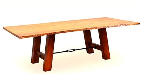 Ouray Live Edge Dining Table