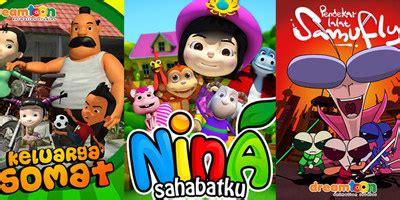 film kartun indosiar kartun indonesia sebuah program bermutu dari indosiar
