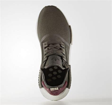 Olive Maroon adidas nmd r1 2017 olive maroon ba7752 sneaker bar detroit