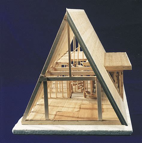 a frame kit house house framing kit frey scientific cpo science
