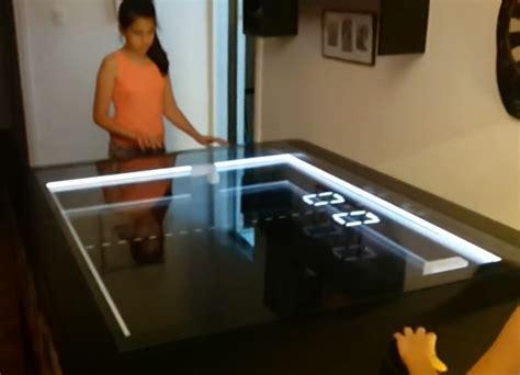 diy air hockey table diy mechanical pong table mag hockey technabob