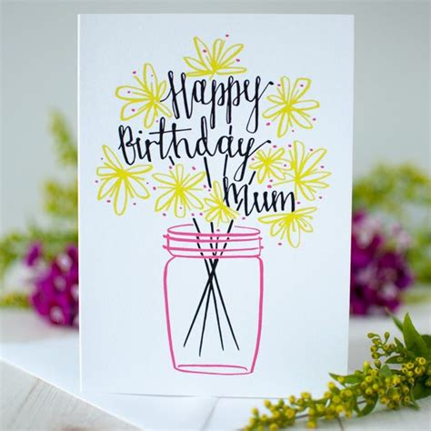 happy birthday card 25 best birthday card ideas on