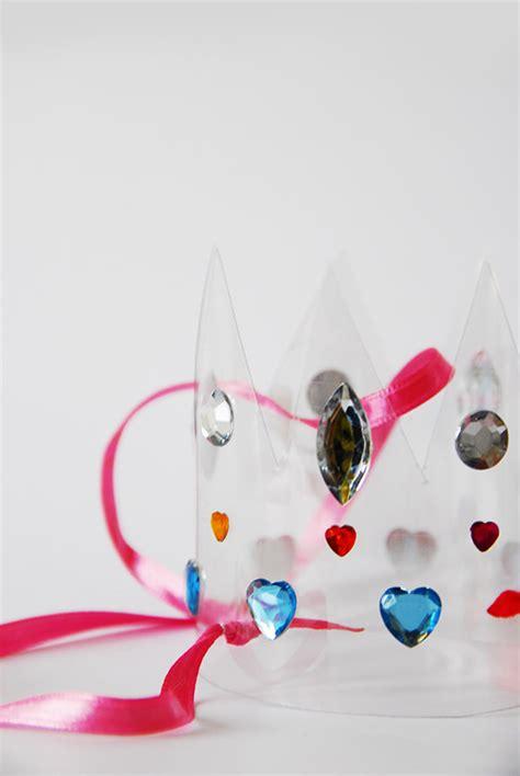 crown craft water bottle diy recycled water bottle crown handmade charlotte